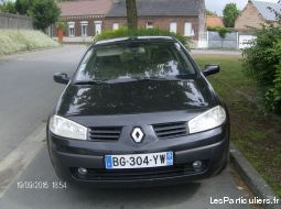 renault megane vehicules voitures nord