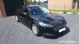 ford mondeo 4 econetic diesel 2015 bvm6 + gps vehicules voitures nord