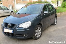 volkswagen polo tdi 1,4 70ch ct ok-2019 vehicules voitures nord