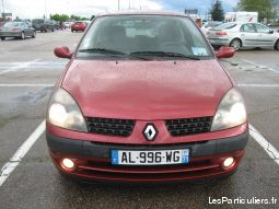renault clio phase 2 vehicules voitures loire