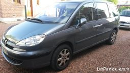 peugeot 807 année 2005 136364 km vehicules voitures nord
