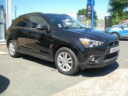 mitsubishi asx 150 instyle 1.8 di d 4x4 vehicules voitures cher
