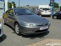 peugeot 406 coupé 2.2 hdi 135 cv pack vehicules voitures cher