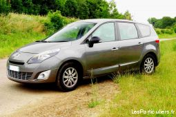 renault grand scenic vehicules voitures haute-vienne