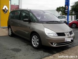 espace iv 25th 2.0 dci 150 fap ref 9696 vehicules voitures cher