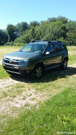 dacia duster 1.5 dci 4x4 prestige plus vehicules voitures moselle