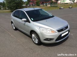 ford focus flexifuel ghia 125 ch vehicules voitures meurthe-et-moselle