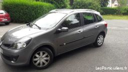 renault clio estate break vehicules voitures seine-maritime