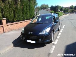 a saisir peugeot 307 sw oxygo 110cv vehicules voitures nord