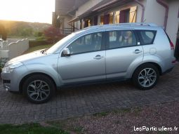 citroën c crosser hdi 160 vehicules voitures moselle