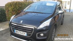 peugeot 3008 style blue hdi vehicules voitures haut-rhin