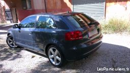 audi a3 ii 2.0l tdi 170cv dpf ambition luxe vehicules voitures var