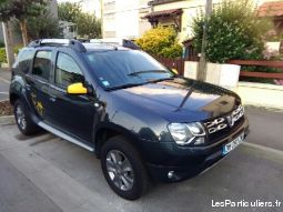 dacia duster 1. 5 dci 4x2   vehicules voitures moselle