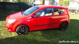 chevrolet aveo 1.2 ls essence / gpl vehicules voitures charente