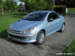 peugeot 206 cc vehicules voitures guadeloupe