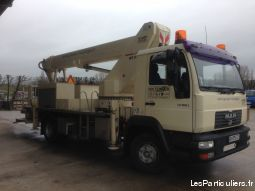 man wumag nacelle vehicules autres moselle