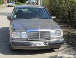 mercedes e220 09 / 1993 vehicules voitures somme