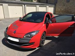 mégane 3 rs 250 cv luxe, chassis cup vehicules voitures seine-maritime
