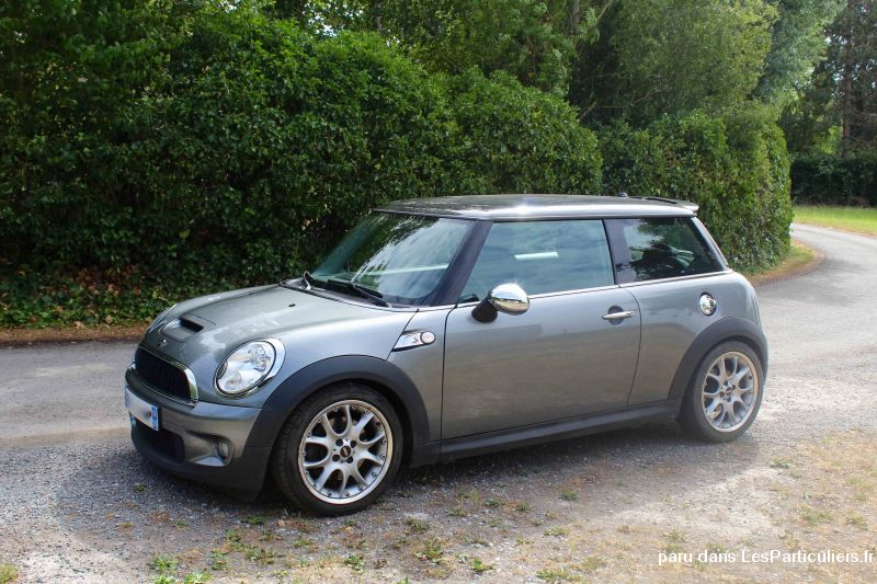 mini cooper s 175 ch vehicules voitures nord