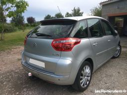citroën c4 picasso 1.6 hdi 43 000kms  vehicules voitures tarn-et-garonne