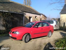 seat cordoba 82000 kms vehicules voitures mayenne