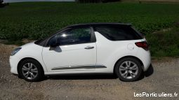 ds3 pure tech 82 bvm be chic 4 cv vehicules voitures somme