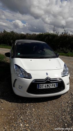 DS3 Pure Tech 82 BVM Be Chic 4 cv
