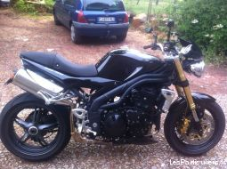 triumph speed triple vehicules motos nord