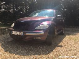 chrysler pt cruiser 2.2 crd de 2003 vehicules voitures eure