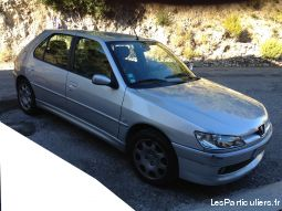 peugeot 306 phase ii 1.6 essence vehicules voitures alpes-maritimes