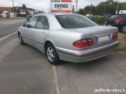 mecedes benz - classe e 200 - w210 vehicules voitures nord