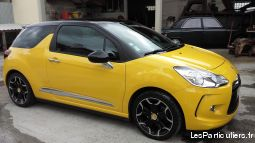 citroen ds3 sport chic thp155 cv vehicules voitures calvados