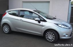 ford fiesta trend 1.4l 70 tdci vehicules voitures haute-saône