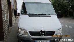 fourgon mercedes sprinter vehicules utilitaires nord
