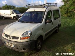 renault kangoo 5pl 1,5dci 70cv cabine approfondie vehicules utilitaires martinique