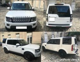land rover discovery iv sdv6 hse vehicules voitures paris