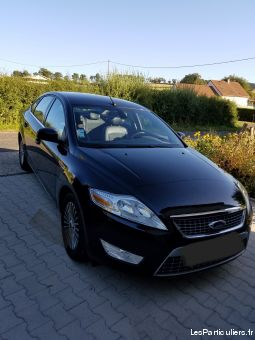 ford mondeo vehicules voitures allier