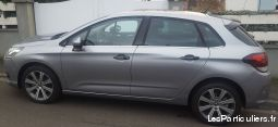 citroën c4 ii bluehdi 120ch shine s&s eat6 vehicules voitures yvelines