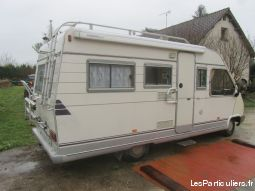 camping car hymer intégral vehicules caravanes camping car lot