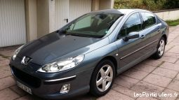 peugeot 407 vehicules voitures meurthe-et-moselle