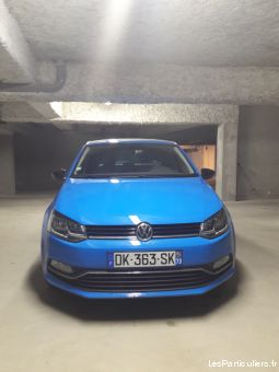polo - v 1.2 tsi 90 bluemotion technology 5p vehicules voitures savoie