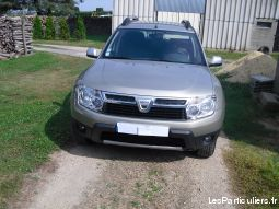 duster prestige vehicules voitures allier