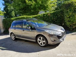 peugeot 308 sw 1,6 hdi 110 chevaux version navteq vehicules voitures gironde