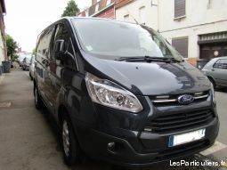 fourgon ford transit custom vehicules utilitaires nord