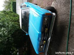 ford taunus gxl vehicules voitures gironde
