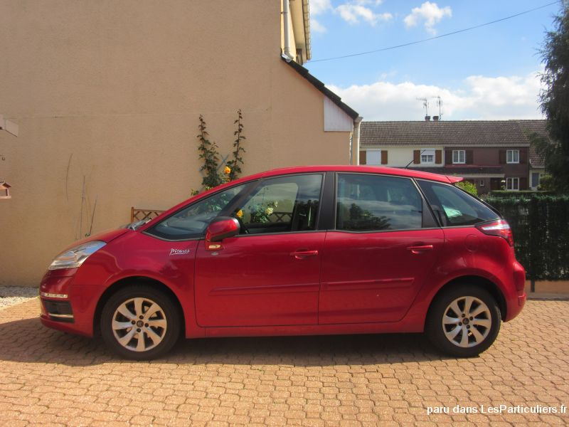 CITROËN Picasso C4 HDI 110 ch GPS Vehicules Voitures Nord