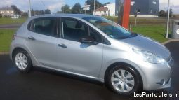 peugeot 208 1.6hdi 92cv vehicules voitures manche