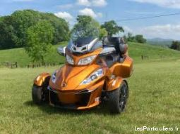 can am rts se6 cognac 07 / 2014 6 vitesses vehicules motos val-de-marne