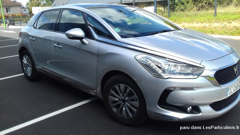 ds5 bluehdi so chic eat6 120cv bte auto vehicules voitures manche