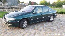 peugeot 406 vehicules voitures oise